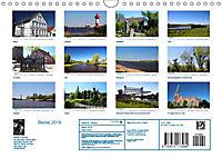 Berne 2019. Impressionen zwischen Weser und Hunte (Wandkalender 2019 DIN A4 quer) - Produktdetailbild 13