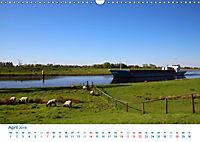 Berne 2019. Impressionen zwischen Weser und Hunte (Wandkalender 2019 DIN A3 quer) - Produktdetailbild 4