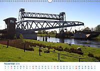 Berne 2019. Impressionen zwischen Weser und Hunte (Wandkalender 2019 DIN A3 quer) - Produktdetailbild 11