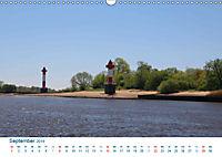 Berne 2019. Impressionen zwischen Weser und Hunte (Wandkalender 2019 DIN A3 quer) - Produktdetailbild 9
