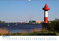 Berne 2019. Impressionen zwischen Weser und Hunte (Wandkalender 2019 DIN A2 quer) - Produktdetailbild 2