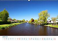 Berne 2019. Impressionen zwischen Weser und Hunte (Wandkalender 2019 DIN A2 quer) - Produktdetailbild 6