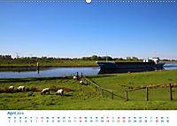 Berne 2019. Impressionen zwischen Weser und Hunte (Wandkalender 2019 DIN A2 quer) - Produktdetailbild 4