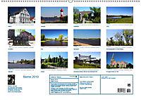 Berne 2019. Impressionen zwischen Weser und Hunte (Wandkalender 2019 DIN A2 quer) - Produktdetailbild 13