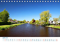 Berne 2019. Impressionen zwischen Weser und Hunte (Tischkalender 2019 DIN A5 quer) - Produktdetailbild 6