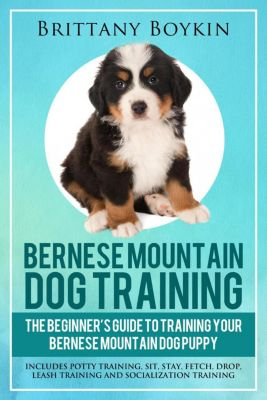 Bernese Mountain Dog Training: The Beginner's Guide to Training Your Bernese Mountain Dog Puppy: Includes Potty Training, Sit, Stay, Fetch, Drop, Leash Training and Socialization Training, Brittany Boykin