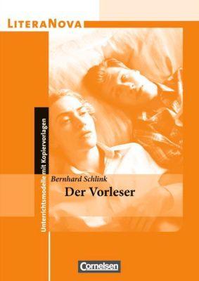 Bernhard Schlink 'Der Vorleser', Bernhard Schlink, Ekkehart Mittelberg