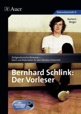 Bernhard Schlink: Der Vorleser, Norbert Berger