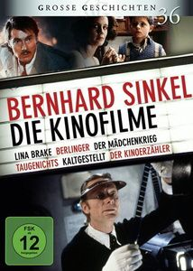 Bernhard Sinkel - Die Kinofilme, Alf Brustellin, Monika Grube, Bernhard Sinkel, Manfred Bieler, Gert Hofman