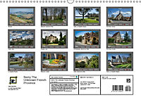 Berry The Unknown French Province (Wall Calendar 2019 DIN A3 Landscape) - Produktdetailbild 13