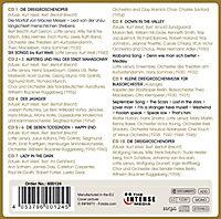 Bert Brecht/Kurt Weill - Complete Recordings, 10 CDs - Produktdetailbild 1