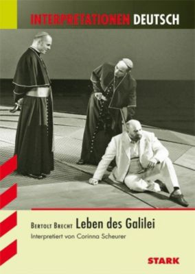 Bertolt Brecht 'Leben des Galilei', Bertolt Brecht