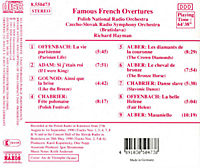Berühmte Französische Ouvertür - Produktdetailbild 1