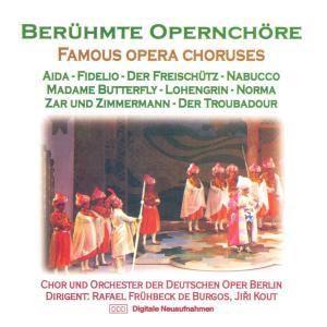 Berühmte Opernchöre, Diverse Interpreten
