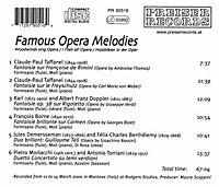Berühmte Opernmelodien - Produktdetailbild 1
