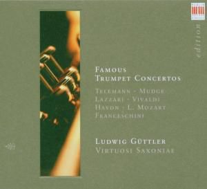 Berühmte Trompetenkonzerte, Ludwig Güttler, Virtuosi Saxoniae