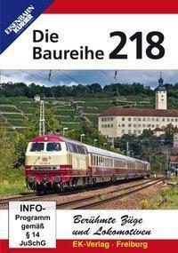 Berühmte Züge und Lokomotiven: Die Baureihe 218, DVD