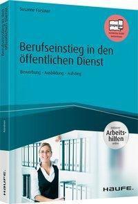 Berufseinstieg in den öffentlichen Dienst, Susanne Forstner