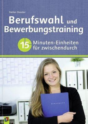 Berufswahl und Bewerbungstraining, Stefan Dassler