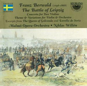 Berwald Schlacht Um Leipzig, Niklas Willén, Malmö Opera Orchestra