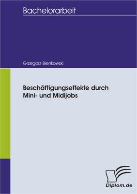 Beschäftigungseffekte durch Mini- und Midijobs, Grzegorz Bienkowski
