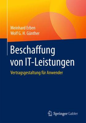 Beschaffung von IT-Leistungen, Meinhard Erben, Wolf G. H. Günther