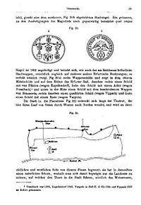 Beschreibende Darstellung der älteren Bau- und Kunstdenkmäler des Kreises Weissensee 1882 - Produktdetailbild 1