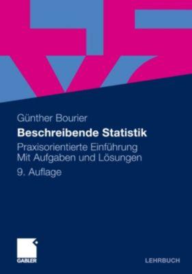 Beschreibende Statistik, Günther Bourier