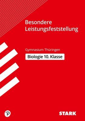 Besondere Leistungsfeststellung Biologie 10. Klasse, Gymnasium Thüringen