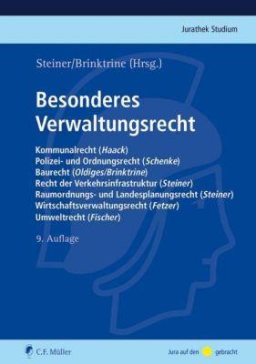 Besonderes Verwaltungsrecht, Thomas Fetzer, Kristian Fischer, Stefan Haack