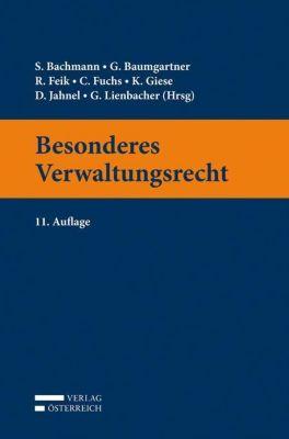 Besonderes Verwaltungsrecht ((f. Österreich))
