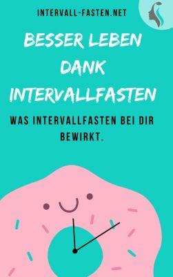 Besser leben dank Intervallfasten: Der Ratgeber für Einsteiger, Intervall-Fasten.net