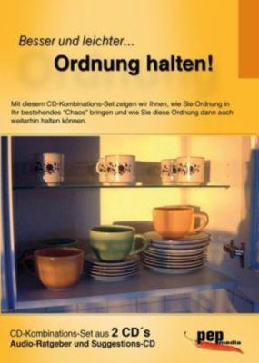 Besser und leichter . . . Ordnung halten!, 2 Audio-CDs, Markus Neumann