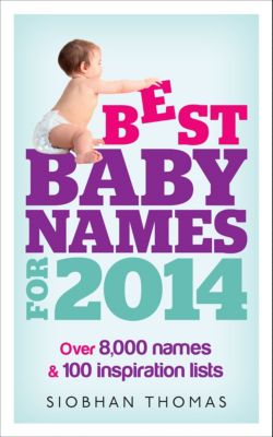 Best Baby Names for 2014, Siobhan Thomas