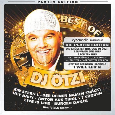 Best Of, DJ Ötzi