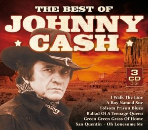 Best Of, Johnny Cash