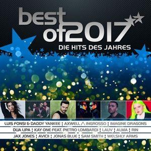 Best of 2017 - Die Hits des Jahres, Various