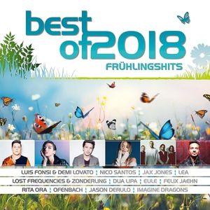 Best Of 2018 - Frühlingshits (2 CDs), Various