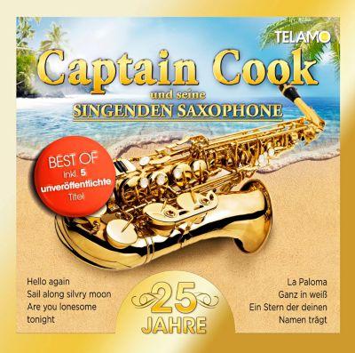 Best of 25 Jahre, Captain Cook Und Seine Singenden Saxophone