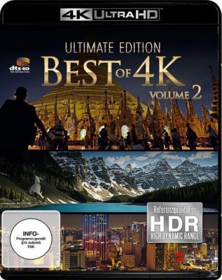 Best Of 4k-Ultimate Edition, Enrique Pacheco
