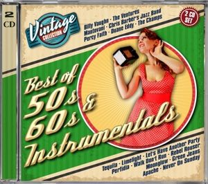 Best Of 50'S & 60'S Instrumental-Vintage Collecti, Various