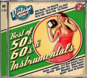 Best Of 50'S & 60'S Instrumental-Vintage Collecti, Various
