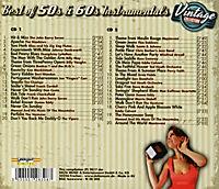 Best Of 50'S & 60'S Instrumental-Vintage Collecti - Produktdetailbild 1
