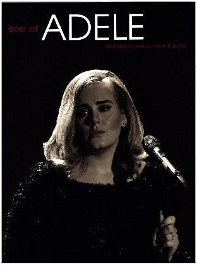 Best Of Adele Buch Von Adele Portofrei Bei Weltbildat Bestellen