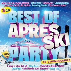 Best Of Aprés Ski Party-40 Stimmungshits, Various