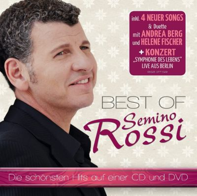 Best Of (CD+DVD), Semino Rossi