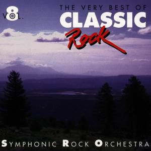 Best Of Classic Rock Vol.8, Diverse Interpreten