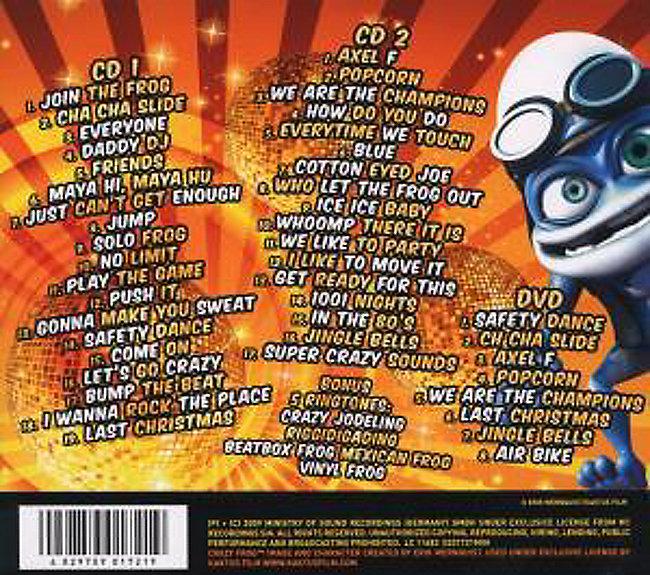 Best Of Crazy Hits CD jetzt online bei Weltbild de bestellen