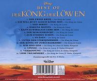 Best Of Der König Der Löwen - Produktdetailbild 1