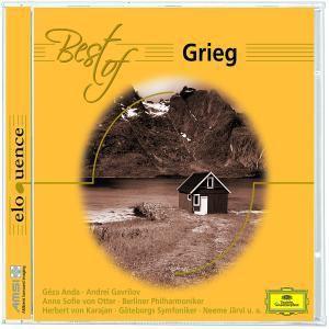 Best of Edvard Grieg, Von Otter, Gavrilov, Forsberg, Järvi